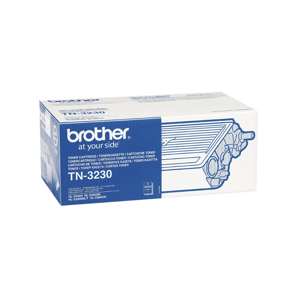 Genuine Brother TN-3230 Toner Cartridge – Black 2